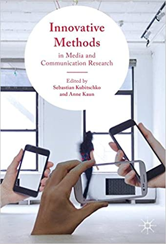 Book Innovative Methods in Media and Communication Research