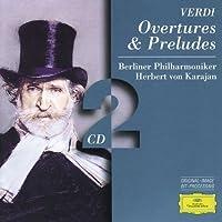 Verdi : Ouvertures et préludes (Coffret