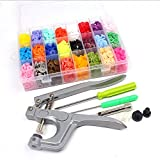 360 pcs Boxing Upscale T5 Resin Resin Button+ Hand Clamp Kits