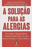 capa de A Solução Para as Alergias