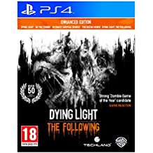 Dying Light: The Following - Enhanced Edition - PlayStation 4 by Warner Home Video - Games