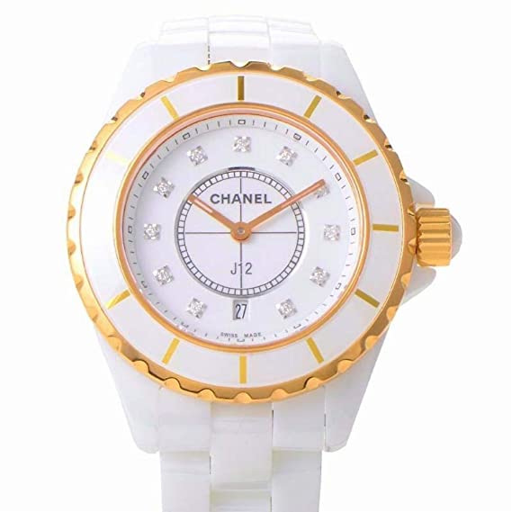 Chanel J12 Reloj de cuarzo para hombre H2180 (certificado de autenticidad)