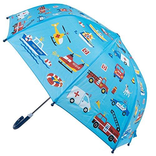 Kids Umbrella Childrens Emergency Vehicles product image