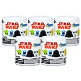 Star Wars Mashems 5 Capsule Bundle Random Mix Mashems