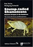 Stump-Tailed Chameleons, Minature Dragons of the Rainforest, Peter Necas, 3930612593