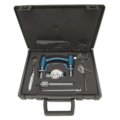 Hydraulic Hand Evaluation Set - Baseline 12-0100 Hand Evaluation, 7-piece Set, Features Standard 200 lb HHD and 30 lb MPG