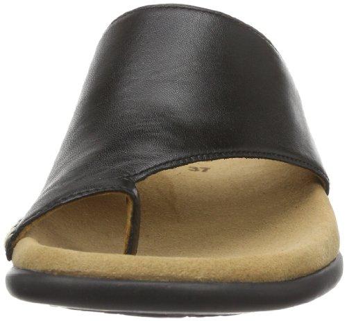 Gabor Schoenen 83.700.27 Dames Mules Zwart (black)