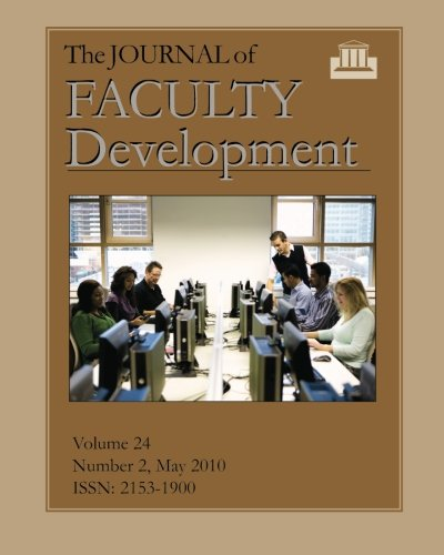 journal of faculty development - 7