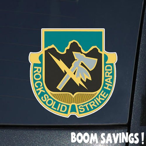 US Army Special Troops Battalion 3rd Brigade Combat Team 1st Infantry Division DUI 6