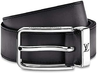 Louis Vuitton Pont Neuf 35mm Belt (95 cm)