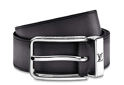 fe7674a0ddab Louis Vuitton Pont Neuf 35mm Belt (85 cm) at Amazon Men s Clothing ...