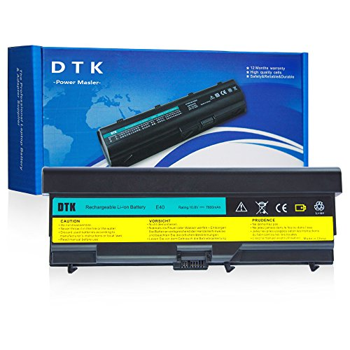 Dtk Extended Laptop Notebook Battery Replacement For