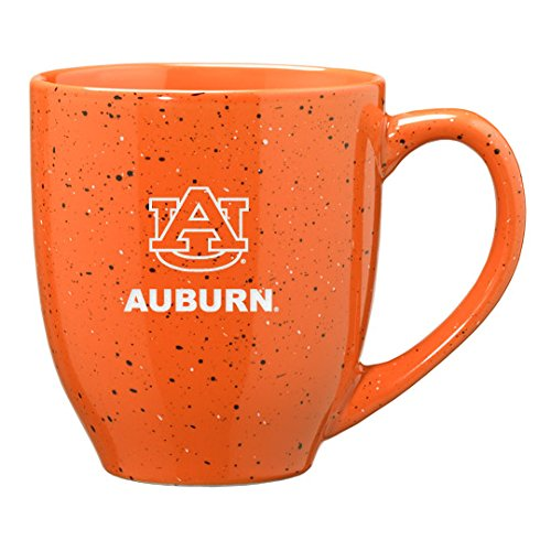 (Auburn University - 16-ounce Ceramic Coffee Mug - Orange)