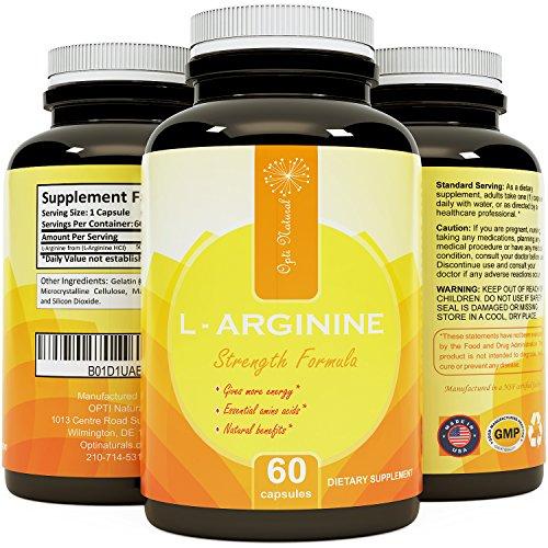 L-Arginine Complex (Opti Natur...