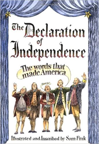 Amazon the declaration of independence 9780439407007 sam amazon the declaration of independence 9780439407007 sam fink books publicscrutiny Image collections