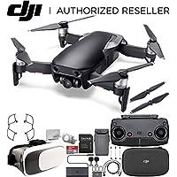 DJI Mavic Air Drone Quadcopter (Onyx Black) Virtual Reality Experience Starters Bundle