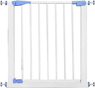 Ancho de la Puerta de Seguridad para niños 60-67 cm Escalera Puerta de Seguridad sin perforar Función de Cierre automático (Tamaño : Wall mounting Method): Amazon.es: Hogar