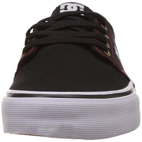DC ShoesTrase Tx - Zapatillas de Skateboarding hombre Negro - Noir (BLR)