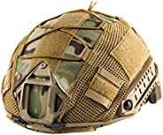 OneTigris Multicam Helmet Coverfor Ops-Core Fast PJ & OneTigris PJ Hel