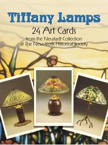 Tiffany Lamps: 24 Art Cards (Dover ()