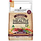 Ivory Coat Adult and Senior Lamb & Kangaroo 13kg Grain Free Dog Food