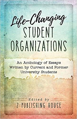 Reflective Essay On English Class Amazoncom Lifechanging Student Organizations An Anthology Of Essays  Written By Current And Former University Students  Z  Publishing  High School Essay Example also Buy Essays Papers Amazoncom Lifechanging Student Organizations An Anthology Of  Essay Proposal Sample