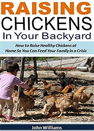 Amazon.com: Raising Chickens In Your Backyard: How to ...