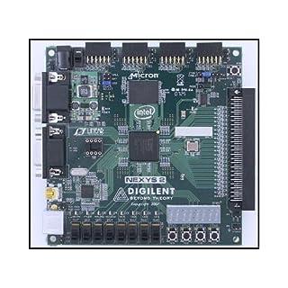 Nexys2 Xilinx Spartan 3E FPGA 1200K gates (B004O5IEAU