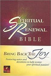 Spiritual Renewal Bible NLT (Spiritual Renewal Products)