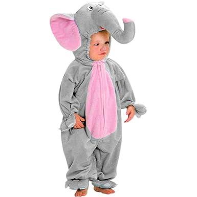 Child Elephant Costume Small 6-8  sc 1 st  Amazon.com & Amazon.com: Child Elephant Costume Small 6-8: Clothing