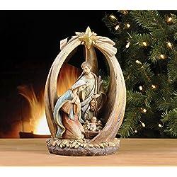 Napco Holy Family Nativity Set
