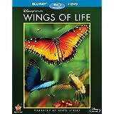 Disneynature: Wings Of Life [Blu-ray + DVD] NEW