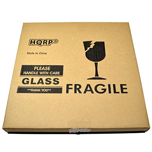 HQRP 12.5-inch Glass Turntable Tray for Maytag DE74-20015 DE74-20015G DE74-20015B UMV1152CAQ16 UMV1152CAS UMV1152CAS16 Microwave Oven Cooking Plate 318mm