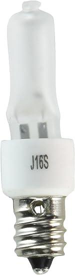 Westinghouse Lighting 0625400, 40 Watt, 120 Volt Frosted Incand T3 Light