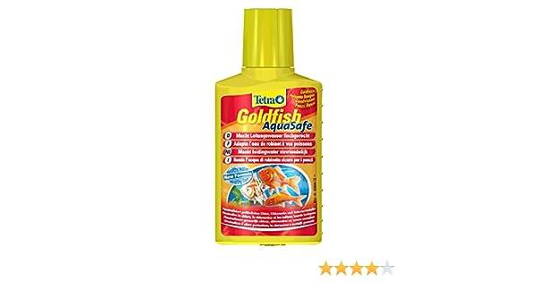 Tetra Aquasafe Acondicionador de Agua para Peces, 100 ML: Amazon.es: Productos para mascotas