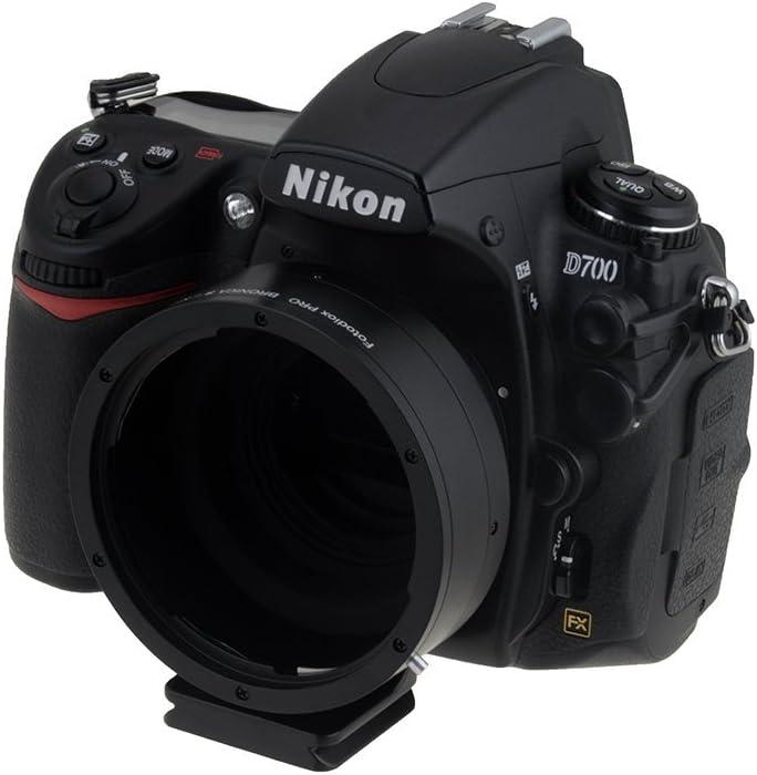 Auto Topcon Lens to Nikon DSLRs Camera Fotodiox PRO Lens Mount Adapter Exakta EXAKTA-Nikon PRO