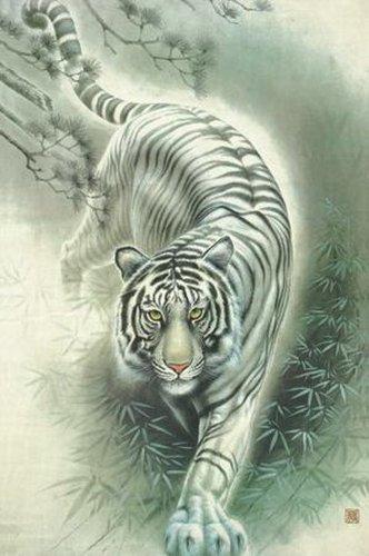 White Tiger 1000 Pcs