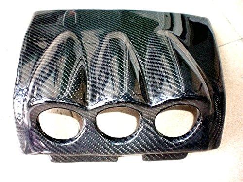 Eppar Carbon Fiber Gauge Pod For Nissan Skyline R34 GTR GT-R 1998-2002 52mm