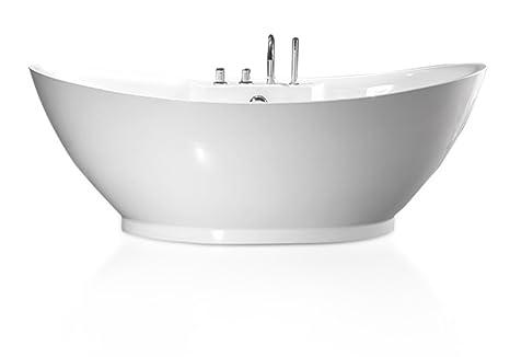 Vasca Da Bagno Freestanding In Acrilico : Elegante vasche da bagno freestanding prezzi vasca da bagno