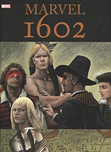 marvel 1602 hardcover - 1