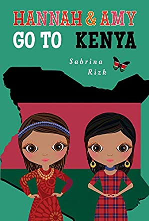 Hannah and Amy Go to Kenya