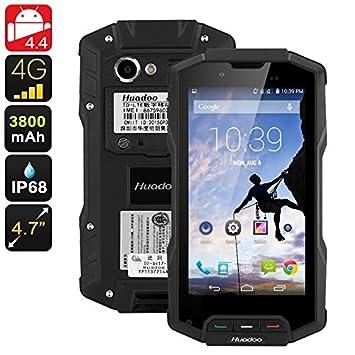 Generico Huadoo HG04 Rugged Smartphone: Amazon.es: Electrónica
