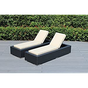 51XOcZEYunL._SS300_ 50+ Wicker Chaise Lounge Chairs