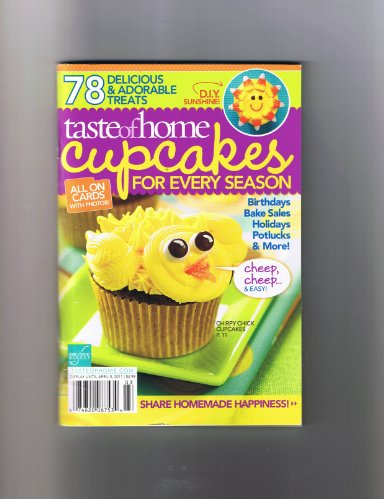Taste of Home Cupcakes for Every Season (78 Delicious and adorable treats)]()