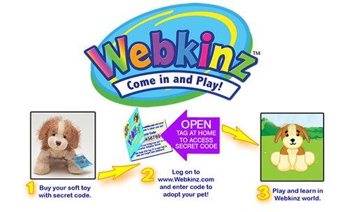 Webkinz Pink Pony