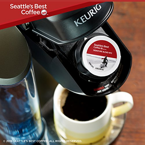 Seattle's Best Coffee Signature Blend No 3, K-Cup for Keurig Brewers, 10 Count (Pack of 6)