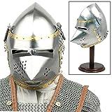Medieval Houndskull Pigface Bascinet