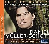 Daniel Muller-Schott: Trip to Russia