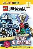 SUPERLESER! LEGO® NINJAGO®. Ninja in Gefahr: 1. Lesestufe Sach-Geschichten für Leseanfänger