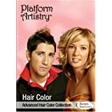 Platform Artistry: Advanced Hair Color Collection DVD - Learn How To Color Hair - Learn 9 New Techniques in 1 Hour and 47 Minutes of Training in This Professional Hair Styling Cosmetology Video. This Hair Styling DVD Won A Telly Award For Best Videos